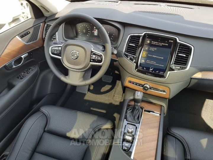 Volvo XC90 D5 AWD AdBlue 235ch Inscription Luxe Geartronic 7 places blanc cristal Neuf - 6