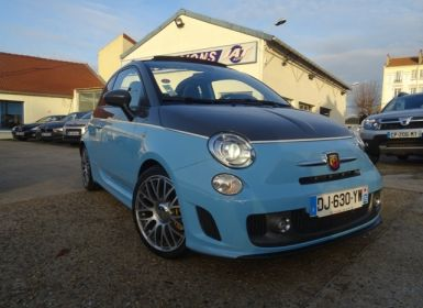 Voiture Abarth 500 1.4 TURBO T-JET 160CH 595 TURISMO BVA Occasion