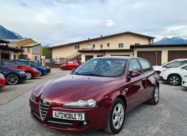 Vente Alfa Romeo 147 1.9 jtd 150 distinctive 05/2008 ATTELAGE CUIR REGULATEUR Occasion