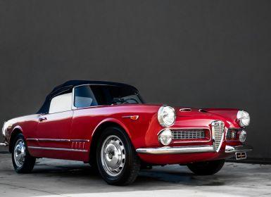 Alfa Romeo 2000 Spider Touring Occasion