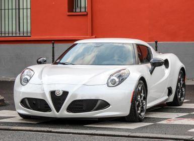 Alfa Romeo 4C 1750 TBi 240ch Edizione Speciale TCT
