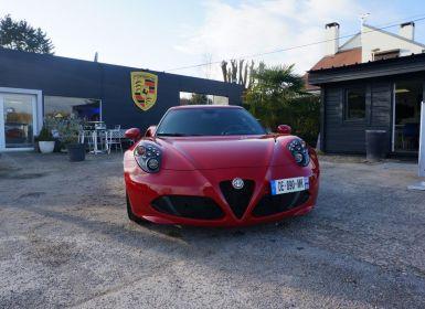 Vente Alfa Romeo 4C coupe lusso Occasion