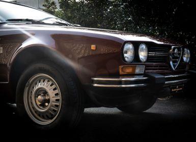 Vente Alfa Romeo Alfetta GTV 2000 L Occasion