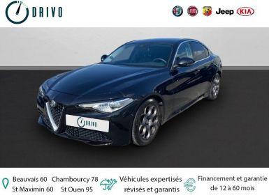 Alfa Romeo Giulia 2.2 JTD 150ch Lusso AT8