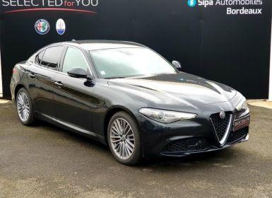 Achat Alfa Romeo Giulia 2.2 JTD 160ch TI AT8 MY20 NOUVELLE Occasion