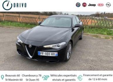 Vente Alfa Romeo Giulia 2.2 JTD 180ch Super AT8 Occasion