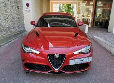 Vente Alfa Romeo Giulia 2.9T QUADRIFOGLIO AT8  Occasion