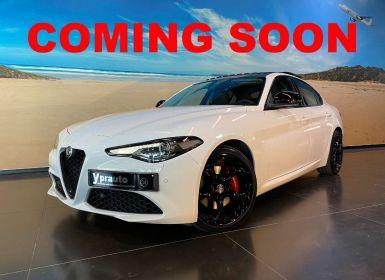 Vente Alfa Romeo Giulia B Tech 2.2 diesel automaat Leder - Panodak - Navi - ACC Occasion