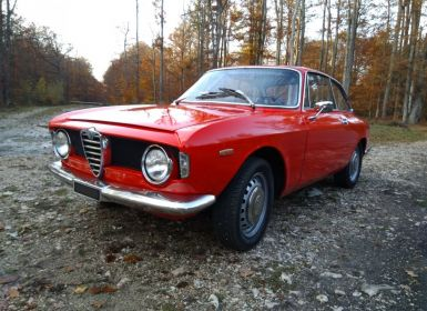 Vente Alfa Romeo GIULIA GT Sprint GT Veloce Coupé Bertone Occasion