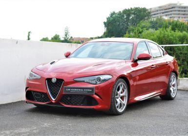 Achat Alfa Romeo Giulia QUADRIFOLGIO VERDE 510CH BVA Leasing