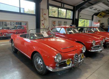 Achat Alfa Romeo Giulia SPIDER 1.6 L Occasion