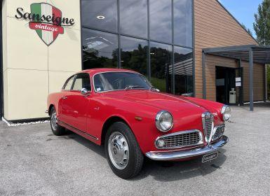 Alfa Romeo Giulia SPRINT 1600 Occasion