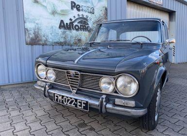 Vente Alfa Romeo Giulia TI 1963 Occasion