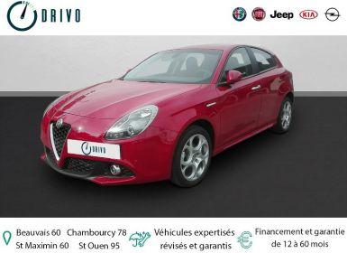 Achat Alfa Romeo Giulietta 1.6 JTDm 120ch Super Stop&Start MY19 Occasion