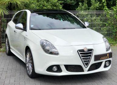 Vente Alfa Romeo Giulietta 2.0 JTDM 175CH EXCLUSIVE STOP&START TCT Occasion