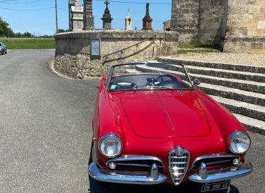 Vente Alfa Romeo Giulietta Spider Occasion