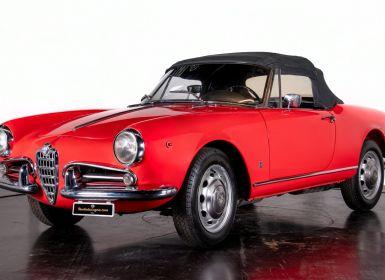 Achat Alfa Romeo Giulietta SPIDER 1962 Occasion