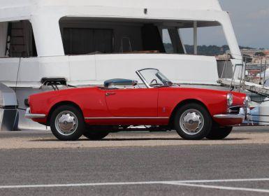 Alfa Romeo Giulietta spider veloce 750 F