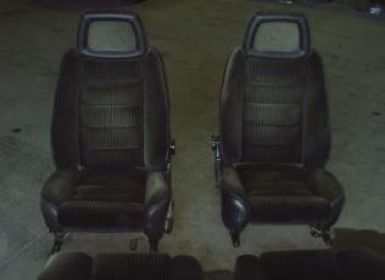 Acheter Alfa Romeo GTV sièges avant et banquette arrière Occasion