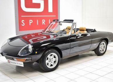 Vente Alfa Romeo Spider 2000 Veloce Occasion