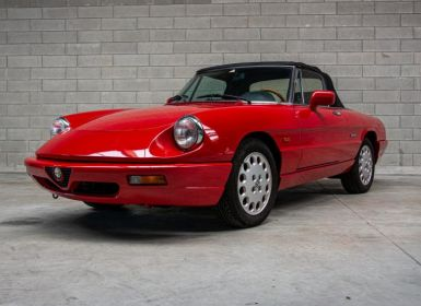Achat Alfa Romeo Spider CABRIOLET 2.0 INJECTION Occasion