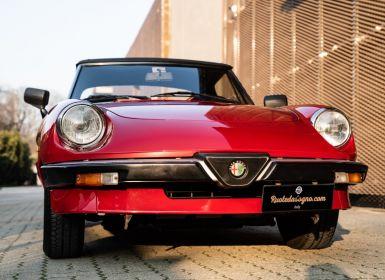 Achat Alfa Romeo Spider Duetto 1.6 Aerodinamica Occasion