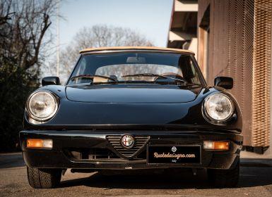 Achat Alfa Romeo Spider Duetto 2.0i CAT Occasion