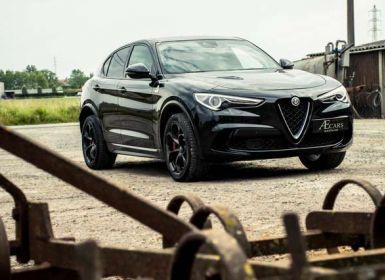 Vente Alfa Romeo Stelvio - QUADRIFOGLIO - 1 OWNER - BELGIAN Occasion