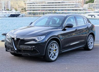 Vente Alfa Romeo Stelvio 2.0 TURBO Q4 SUPER AT8 280 CV - MONACO Occasion