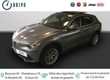 Alfa Romeo Stelvio 2.0T 280ch Lusso Q4 AT8 Occasion