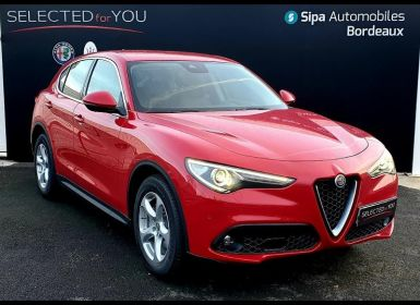 Voiture Alfa Romeo Stelvio 2.2 Diesel 160ch Super AT8 MY19 Neuf