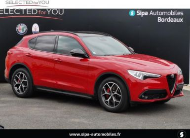 Vente Alfa Romeo Stelvio 2.2 Diesel 190ch Sport Edition AT8 MY19 Occasion