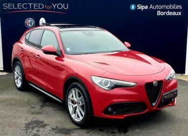 Vente Alfa Romeo Stelvio 2.2 Diesel 190ch SPRINT AT8 MY20 Occasion