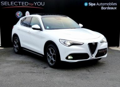 Achat Alfa Romeo Stelvio 2.2 Diesel 210ch Lusso Q4 AT8 Occasion