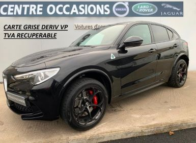 Voiture Alfa Romeo Stelvio 2.9 V6 510ch Quadrifoglio Q4 AT8 MY19 Occasion