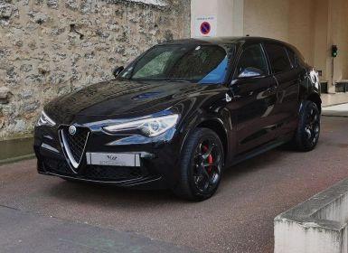 Achat Alfa Romeo Stelvio ALFA ROMEO STELVIO 2.9 V6 510 Q4 QUADRIFOGLIO AT8 Occasion