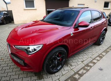 Alfa Romeo Stelvio Quadrifiglio 2.9 V6 Biturbo AT8 Q4, Toit pano, ACC, harman/kardon, MALUS PAYÉ