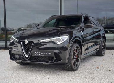 Vente Alfa Romeo Stelvio Quadrifoglio - - Lichte Vracht Utilitaire - - Black Black Occasion