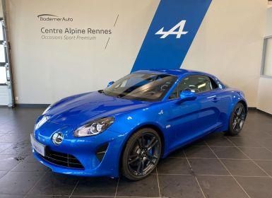 Vente Alpine A110 Premiere Edition 252ch Occasion