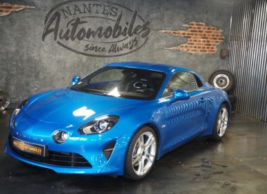Alpine A110 PURE  Location