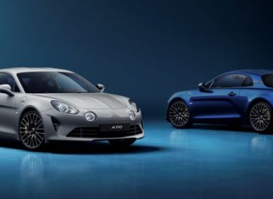Alpine A110 SERIE LIMITEE A 300 EX. NUMEROTEE A110 S LEGENDE GT 2021 Occasion