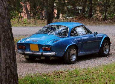 Vente Alpine BERLINETTE 1600 SX Occasion