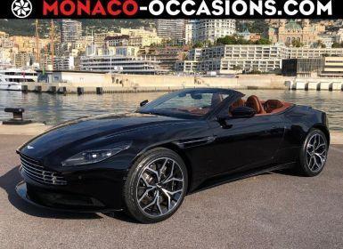 Acheter Aston Martin DB11 Volante V12 Bi-turbo 5.2 608ch BVA8 Occasion