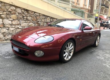 Vente Aston Martin DB7 DB 7 Vantage V12 Occasion