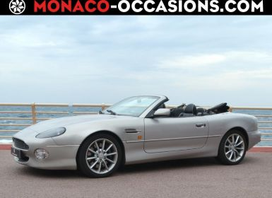 Vente Aston Martin DB7 Volante V 12 6.0 Cabriolet Occasion
