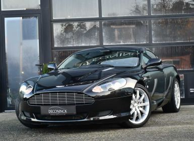 Aston Martin DB9 5.9i V12 TOUCHTRONIC - LEDER - SPORTKNOP Occasion