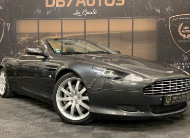 Acheter Aston Martin DB9 6.0 v12 Volante Carnet Occasion