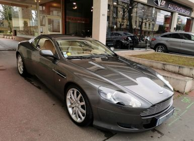 Voiture Aston Martin DB9 COUPE 5.9 V12 455 TOUCHTRONIC Occasion