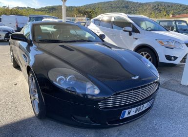 Achat Aston Martin DB9 V12 5.9L 477CH Occasion