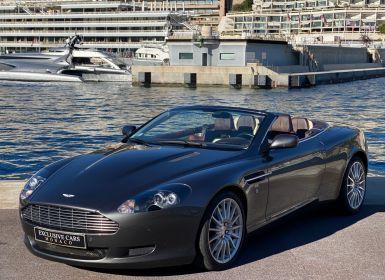 Achat Aston Martin DB9 V12 VOLANTE 455 CV - MONACO Occasion